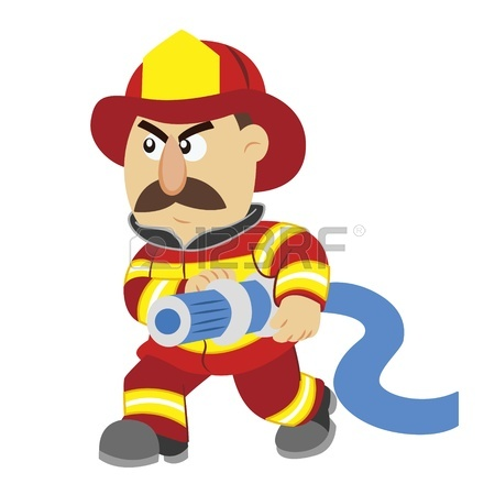 450x450 Firefighters Cartoon Royalty Free Cliparts, Vectors, And Stock