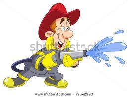 258x196 37 Best Firefighter Cartoon Images Firefighters