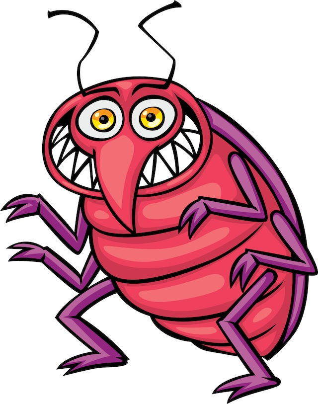 640x813 Clip Art Bug Cartoon Clipart