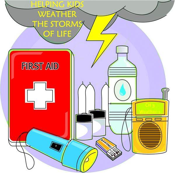 600x590 Storm Clipart Hurricane Preparedness