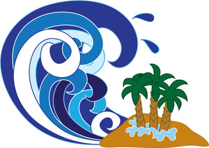 300x213 Tsunami Clipart Tropical Storm