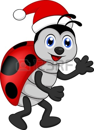 327x450 Funny Lady Bug Cartoon Royalty Free Cliparts, Vectors, And Stock