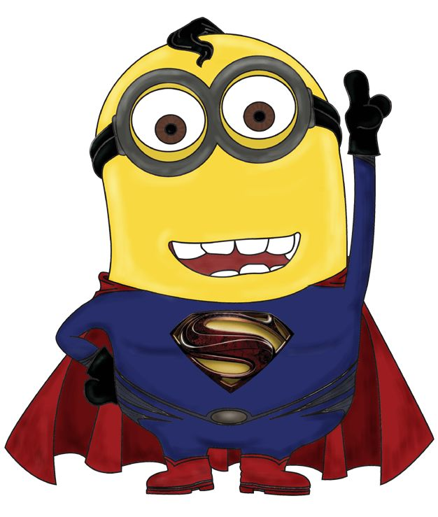 Funny Minion Cliparts
