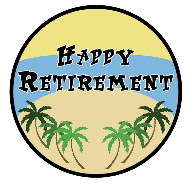 675x675 Best Retirement Clip Art