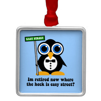 324x324 Funny Retirement Christmas Tree Decorations Amp Ornaments Zazzle.co.uk