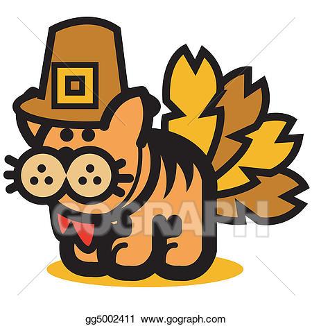 450x470 Funny Turkey Clip Art