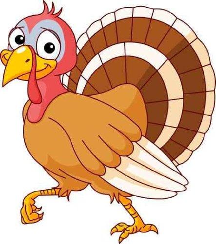 443x500 Top 91 Turkey Clip Art