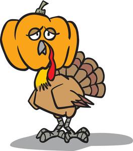 264x300 Turkey Animal Clip Art