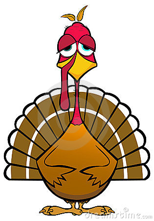 315x450 Turkey Clipart Funny