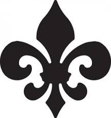 217x232 Fleur De Lis Tattoo, Tatting And Common Tattoos