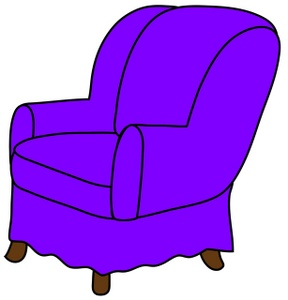 288x300 Free Arm Chair Clipart Image 0071 0811 0514 4844 Furniture Clipart