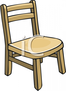 254x350 Free Clipart Chair