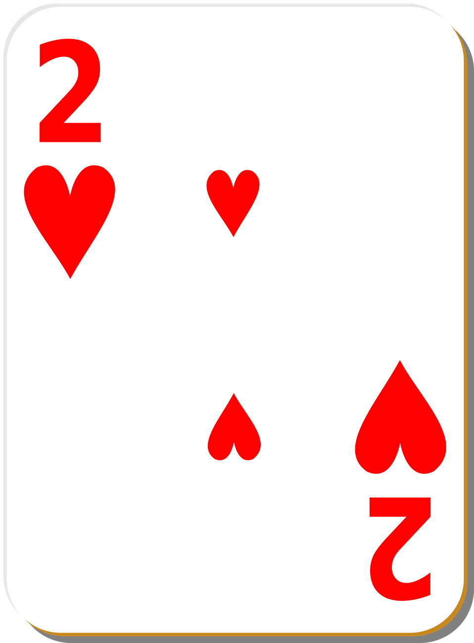 958x1300 Cards Clipart Heart