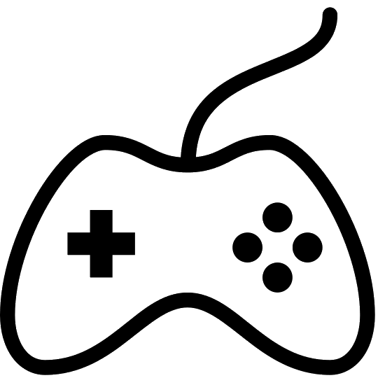 540x540 Game Controller Icon