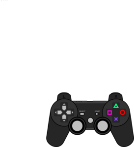 273x299 Controller Clip Art
