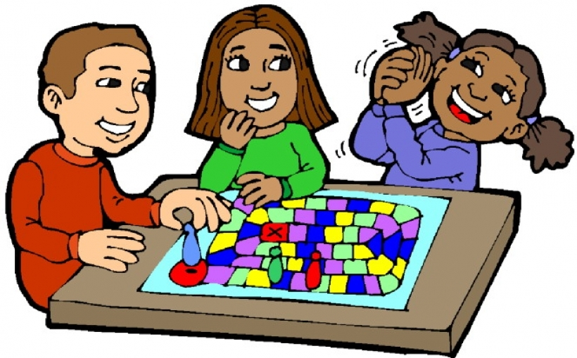820x509 Image Of Board Game Clipart 4978 Board Games Clip Art Free Board