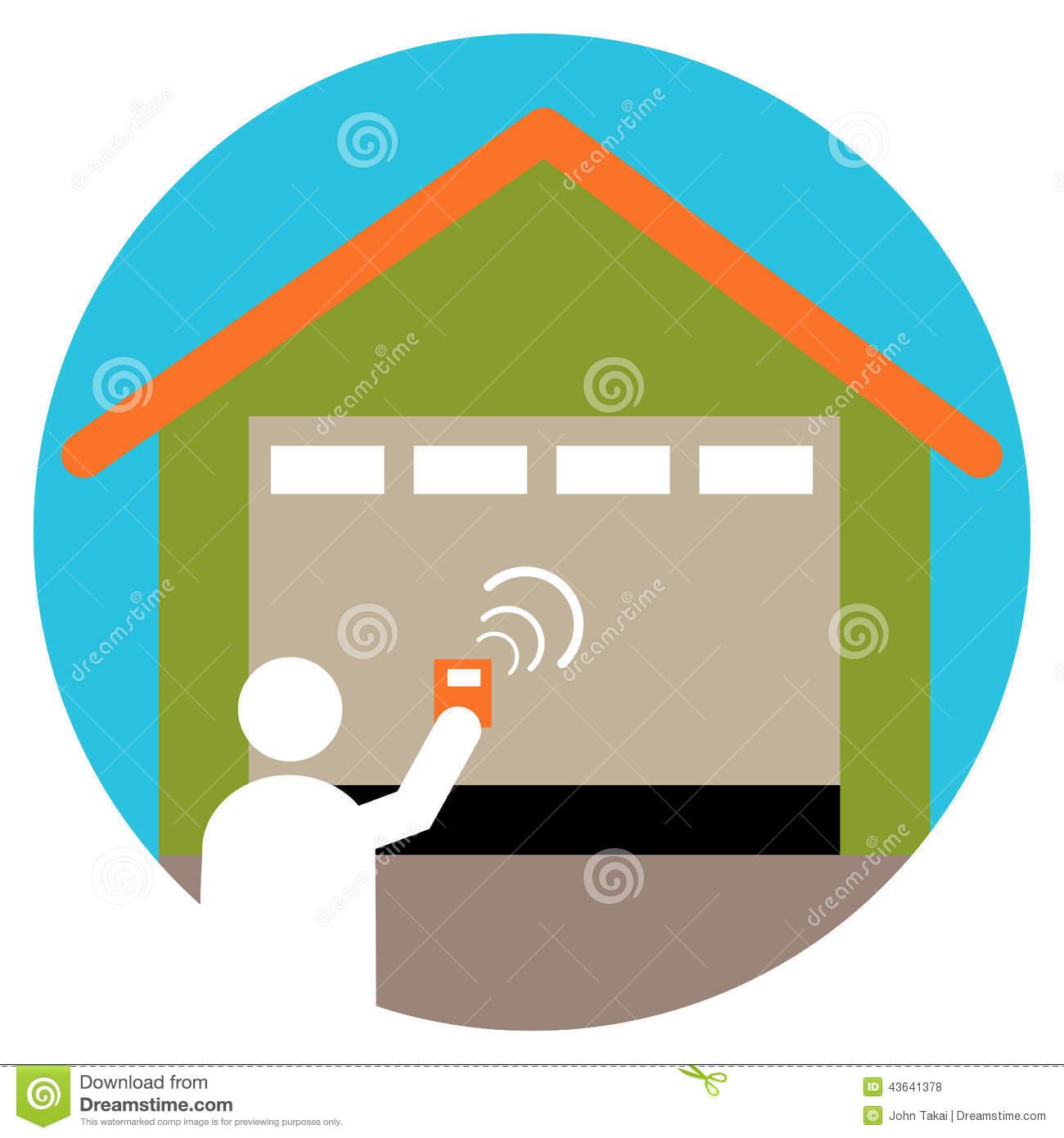 1300x1390 Garage Door Free Cliparts