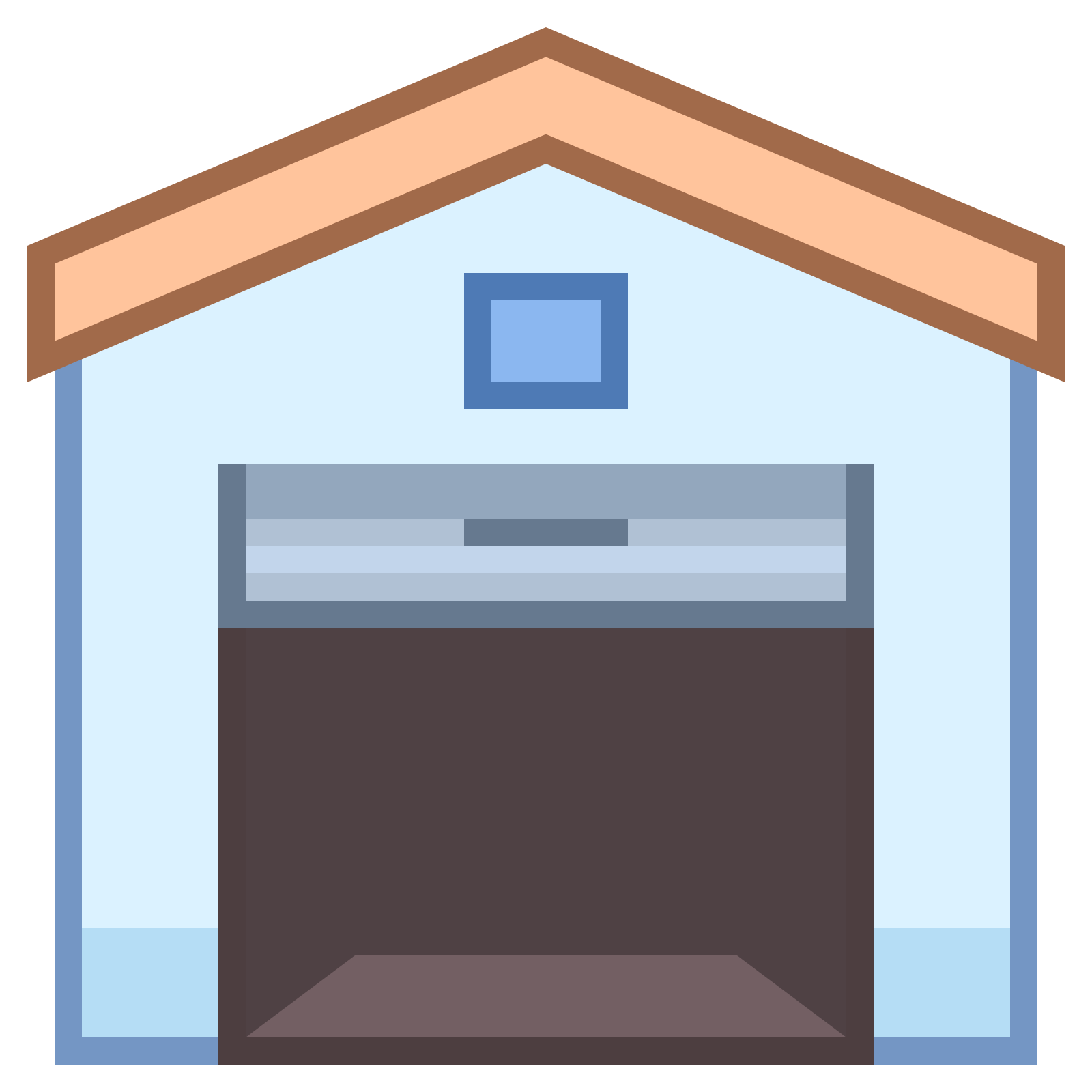 1600x1600 Room Clipart House Garage