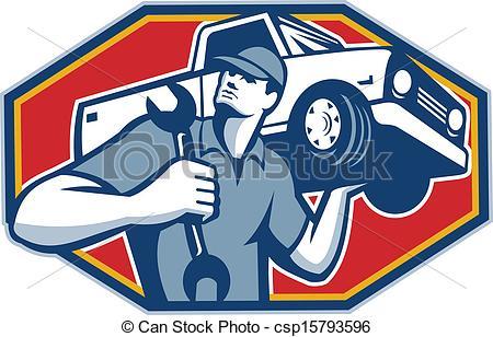 450x308 Logo Clipart Auto Repair
