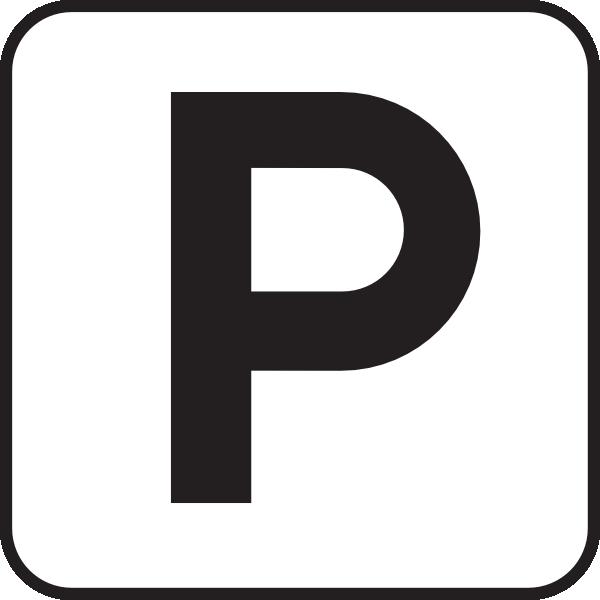 600x600 Parking Or Garage Clip Art