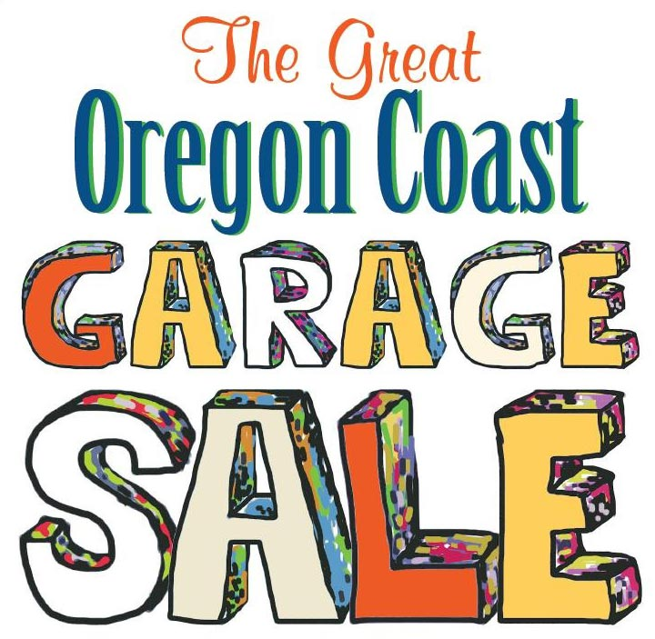720x703 Great Oregon Coast Garage Sale