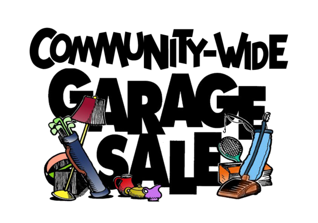 1024x718 Community Garage Sale Rsca