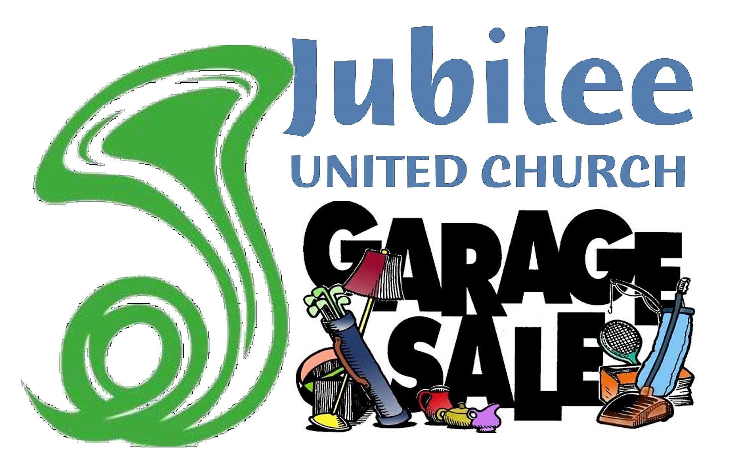2463x1526 Garage Sale Jubilee United Church