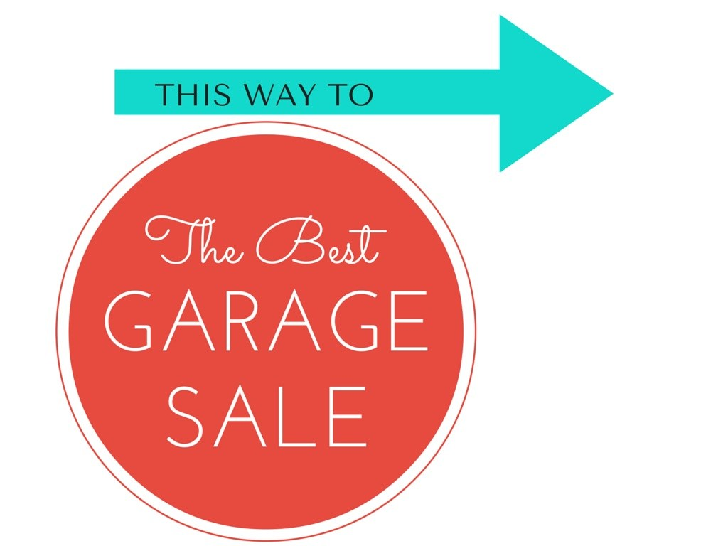 1024x768 How To Prepare For A Garage Sale