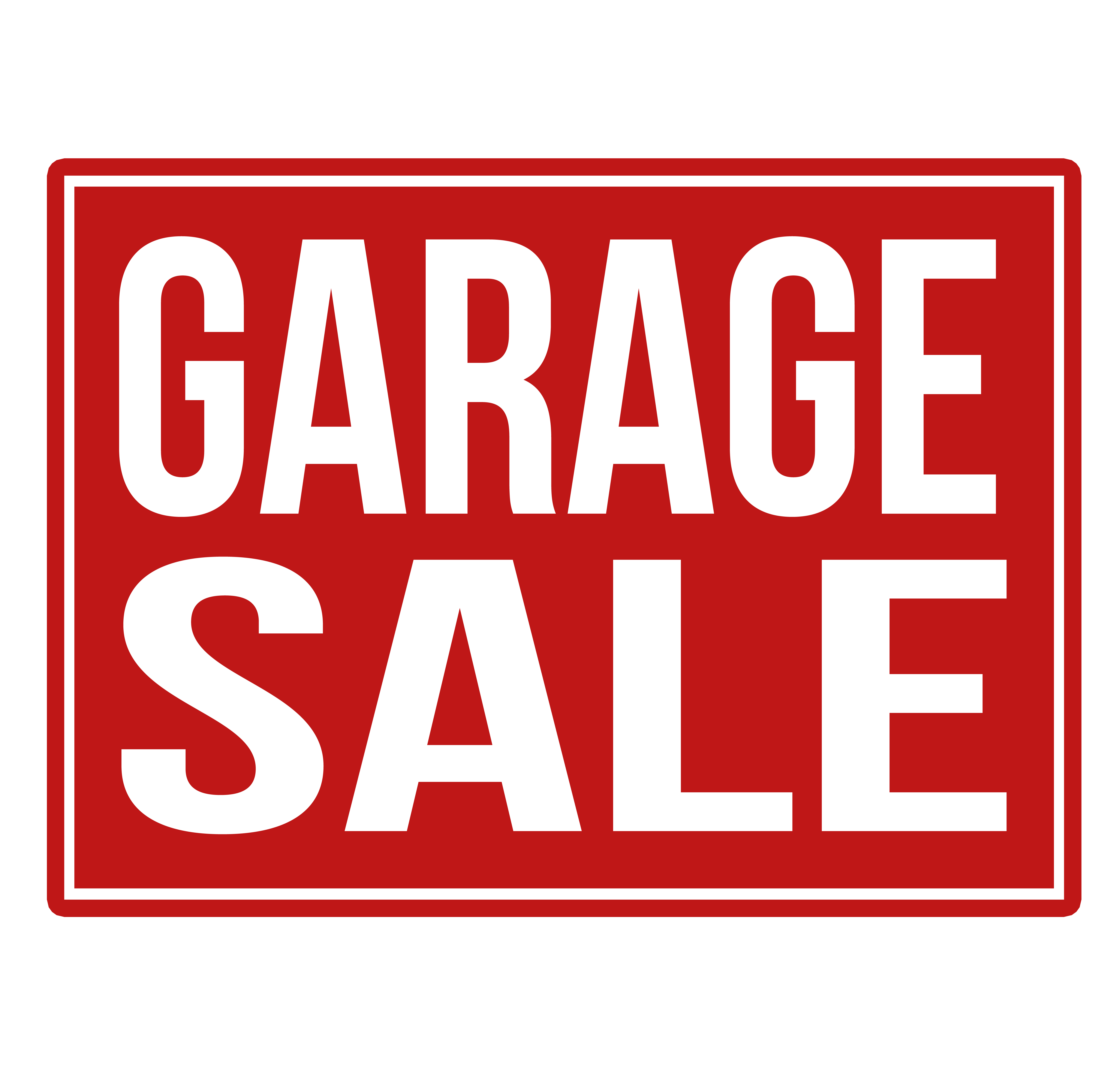 5228x5000 Tips For Holding A Garage Sale Garage Doors Of Indianapolis