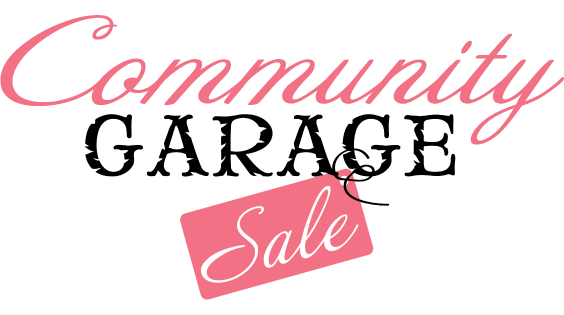 564x315 Garage Sale Flyer