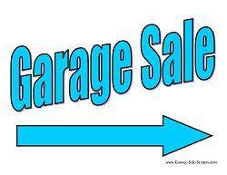 250x193 22 Best Garage Sale Images Business, Creativity