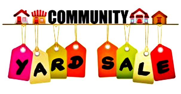 606x317 Huge Community Yard Sale Hosted July 19 By Doves