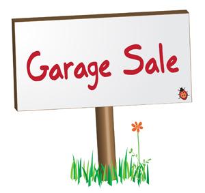 300x283 Simplify With A Garage Sale
