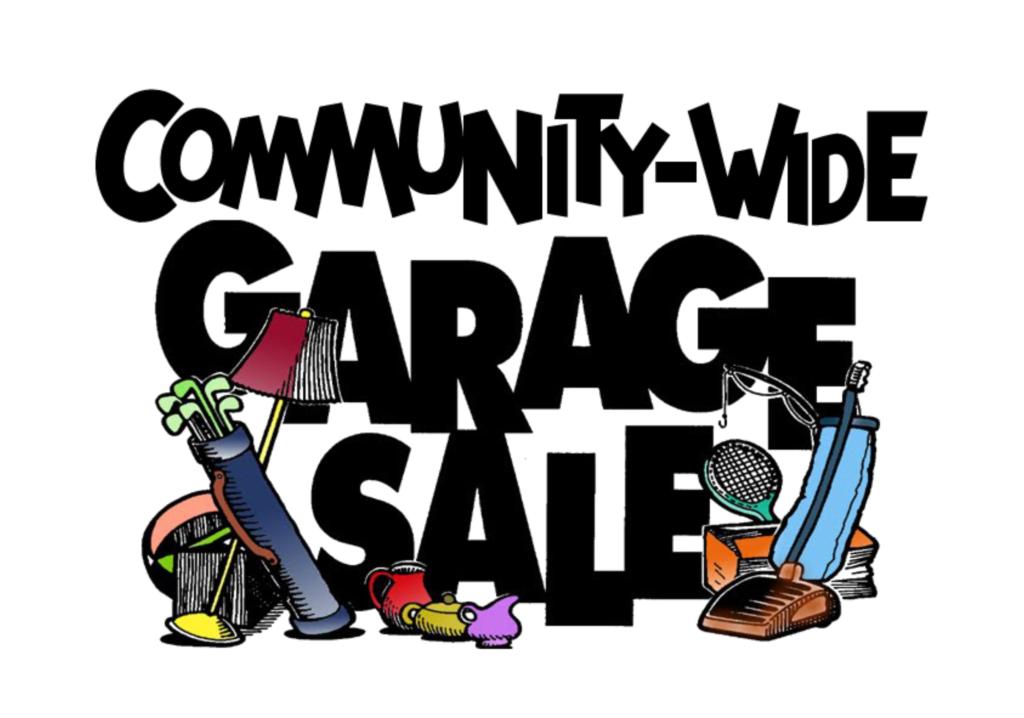 1024x718 Community Garage Sale Rsca