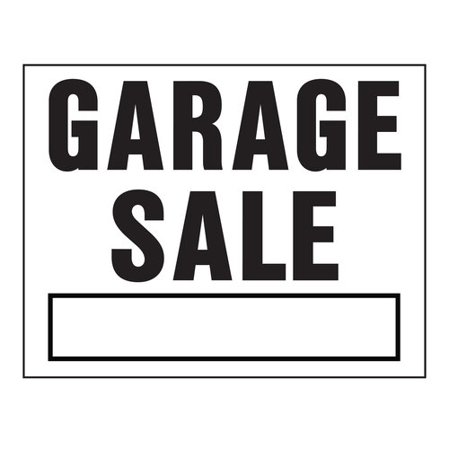 500x500 Garage Sale, Liverpool Fields
