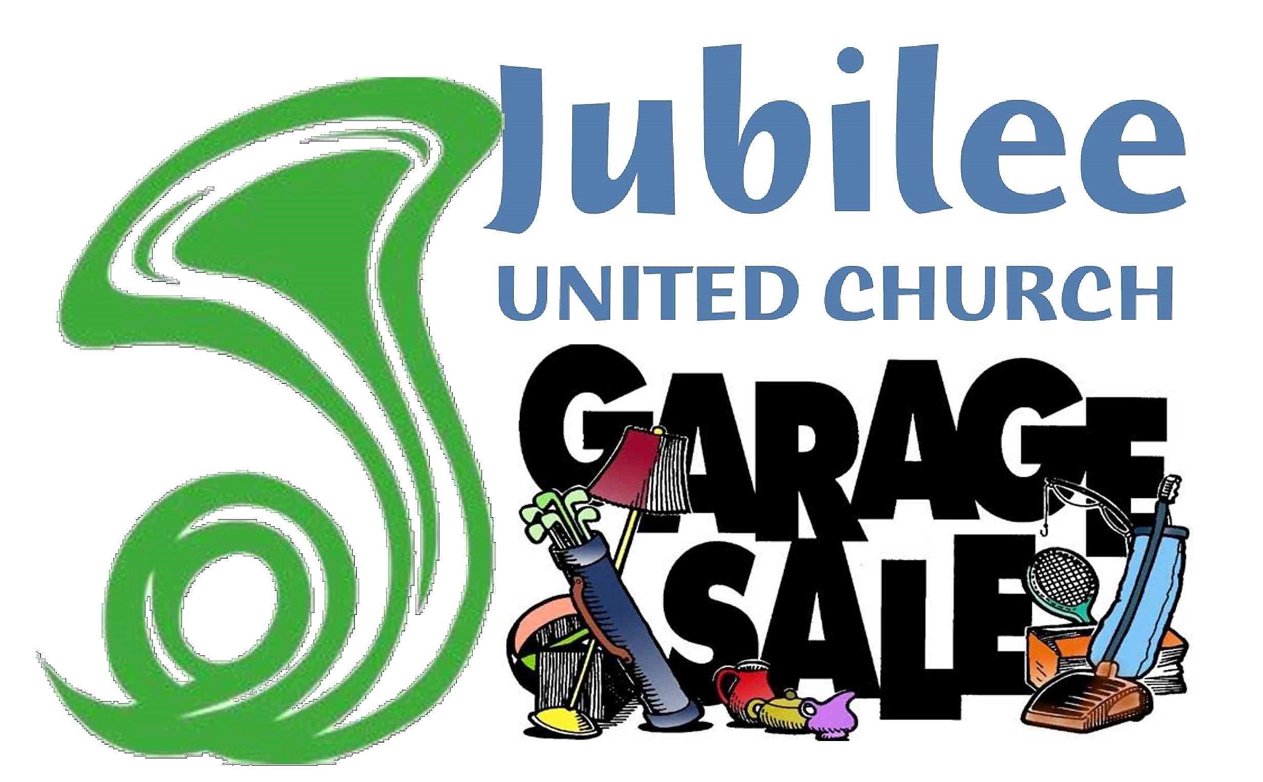 2463x1526 Garage Sale Jubilee United Church