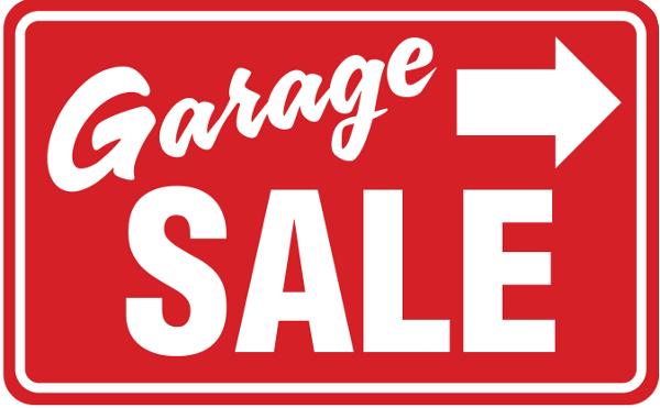 600x371 Garage Sale