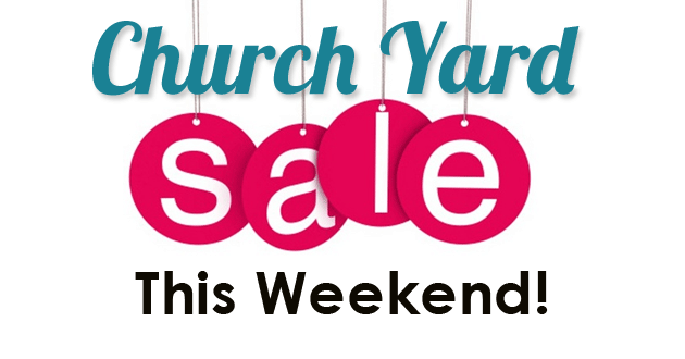 630x330 Graphics For Church Garage Sale Graphics