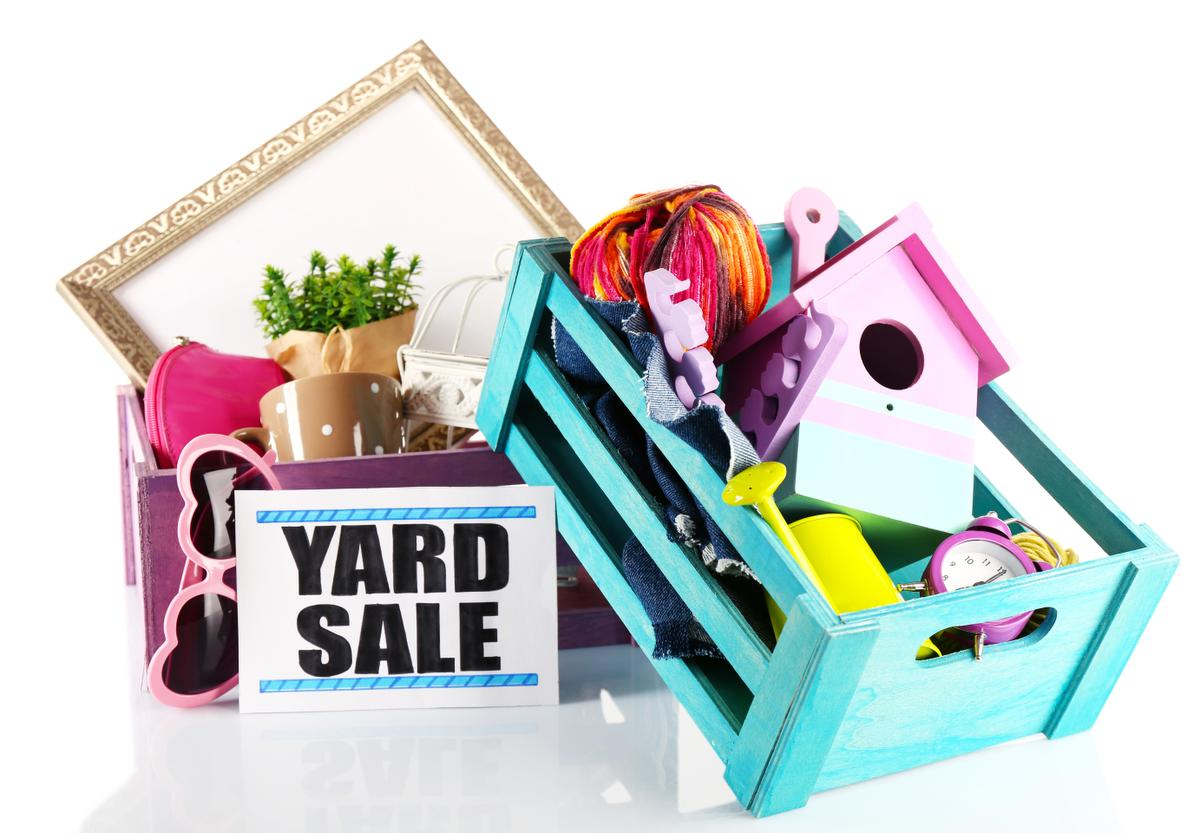 1200x833 The Ultimate Family Yard Sale Orange County Register