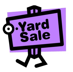 305x298 Garage Sales