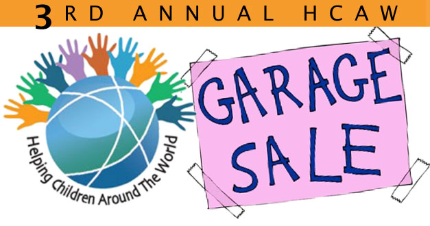 627x330 2017 Hcaw 3rd Annual Garage Sale Helpingchildrenworld