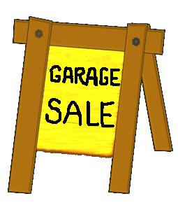 255x300 Garage Sale