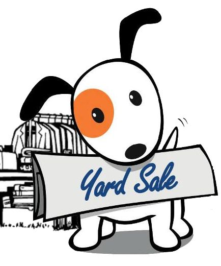 561x603 Garage Sale Sign Clipart 434x521 Weekend CAUSE FOR PAWS