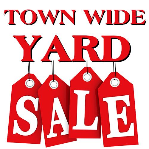 500x500 Borough Of Runnemede Town Wide Yard Sale Runnemede Nj