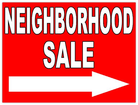 558x424 Garage Sale 108 Garage Sale Sign Templates