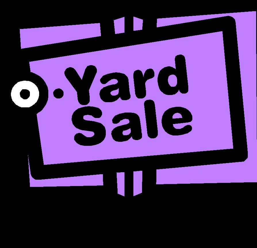 894x864 Garage Sale Signs Clipart (57+)