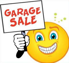 243x223 Free Garage Sale Sign Clipart