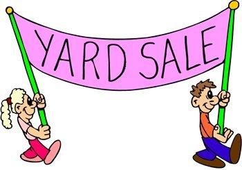 350x245 School Yard Sale Clipart