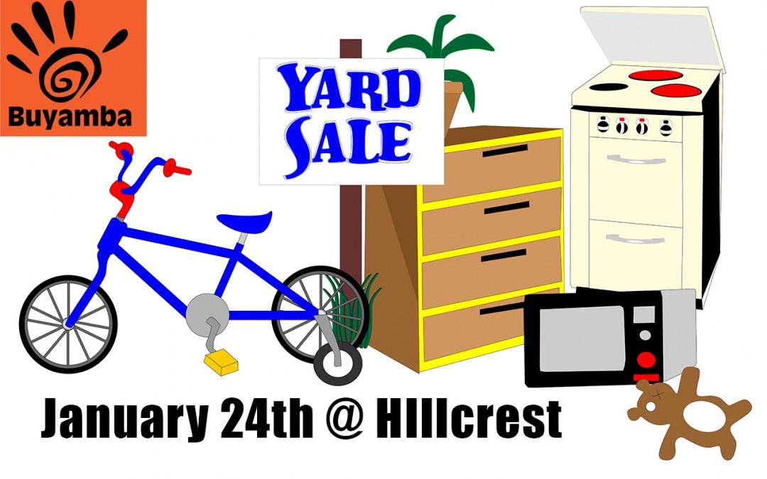 1080x675 Garage Sale To Benefit Buyamba And James Storehouse!