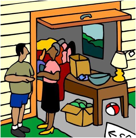 477x484 Virtual Garage Sale Clip Art Cliparts